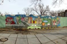 Mural In Capital Hill