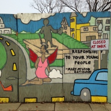 Mural in Capital Hill