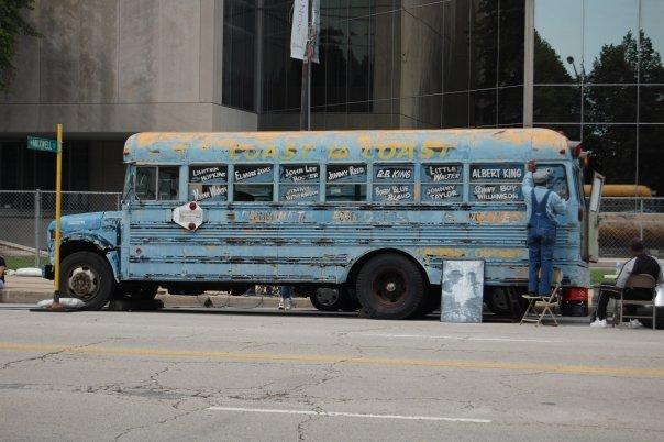Taste of Chicago Bus