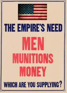 American Empire's Need