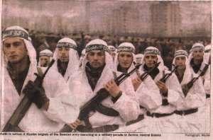 Bosnian Militants