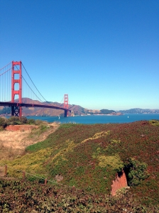 Golden Gate Bridge [SF] (2)