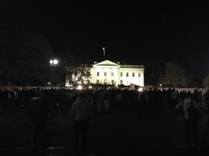 White House #ferguson Rally